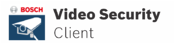 Video Security Client banner logo