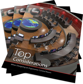 Winsted Control Room Considerations Guide - flat magazine