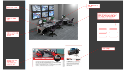 Winsted mission control room - designer diagram 2