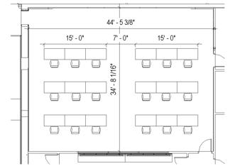 Winsted mission control room - designer diagram